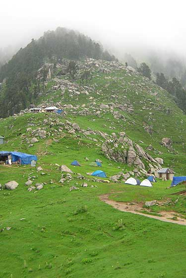 Day Trek to Triund