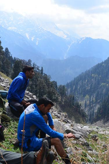 Chamba Valley Trek