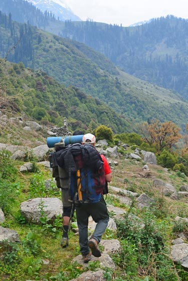 North India tour and Trek in Himachal